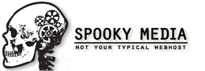 Spooky Logo
